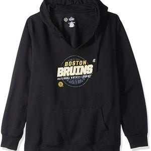 NHL Boston Bruins Fleece Hoodie Sweatshirt, 4X 4XL